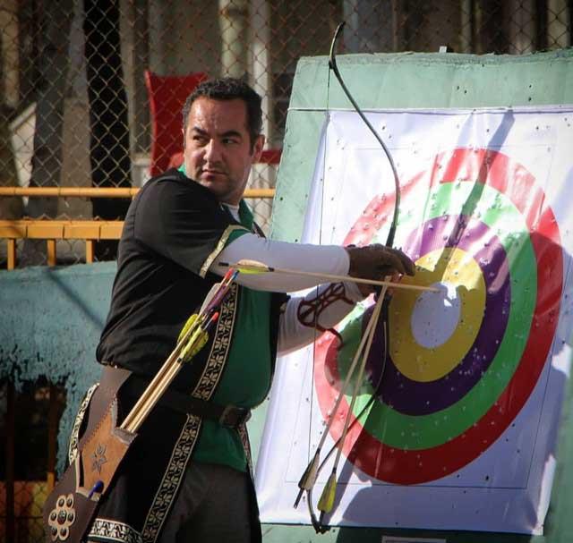 مسابقات فیلد در ایران