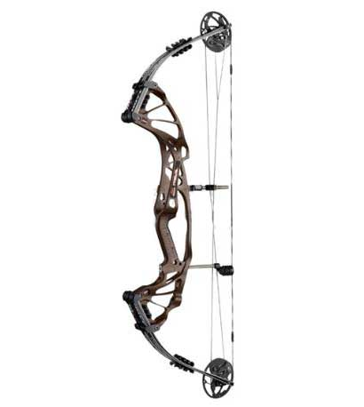 Hoyt Prevail FX Compound Target Bow