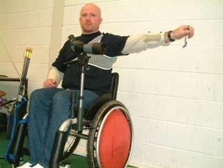 کمانداران دارای معلولیت